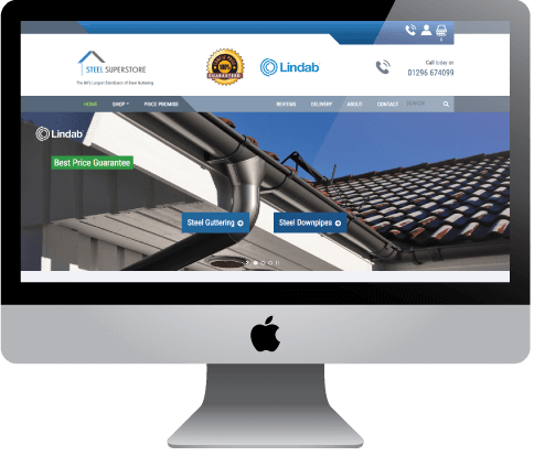 Steel Superstore - Ripon-based gutters and rainwater products retailer
